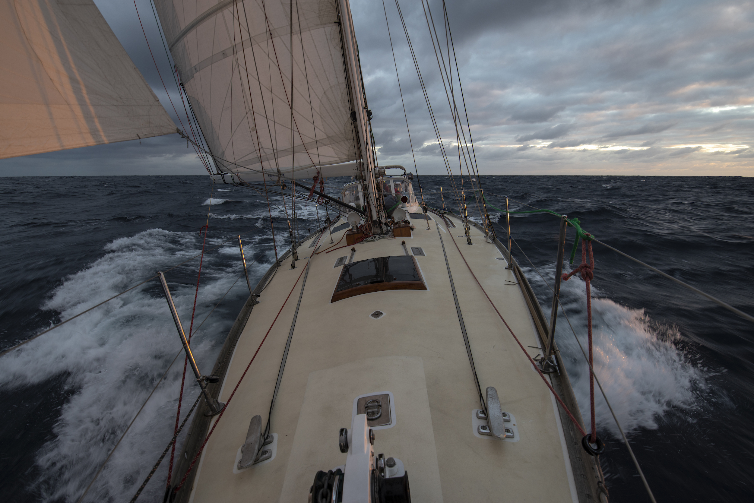59º North Sailing   Trans-Atlantic '19 // Swan 48 ISBJORN