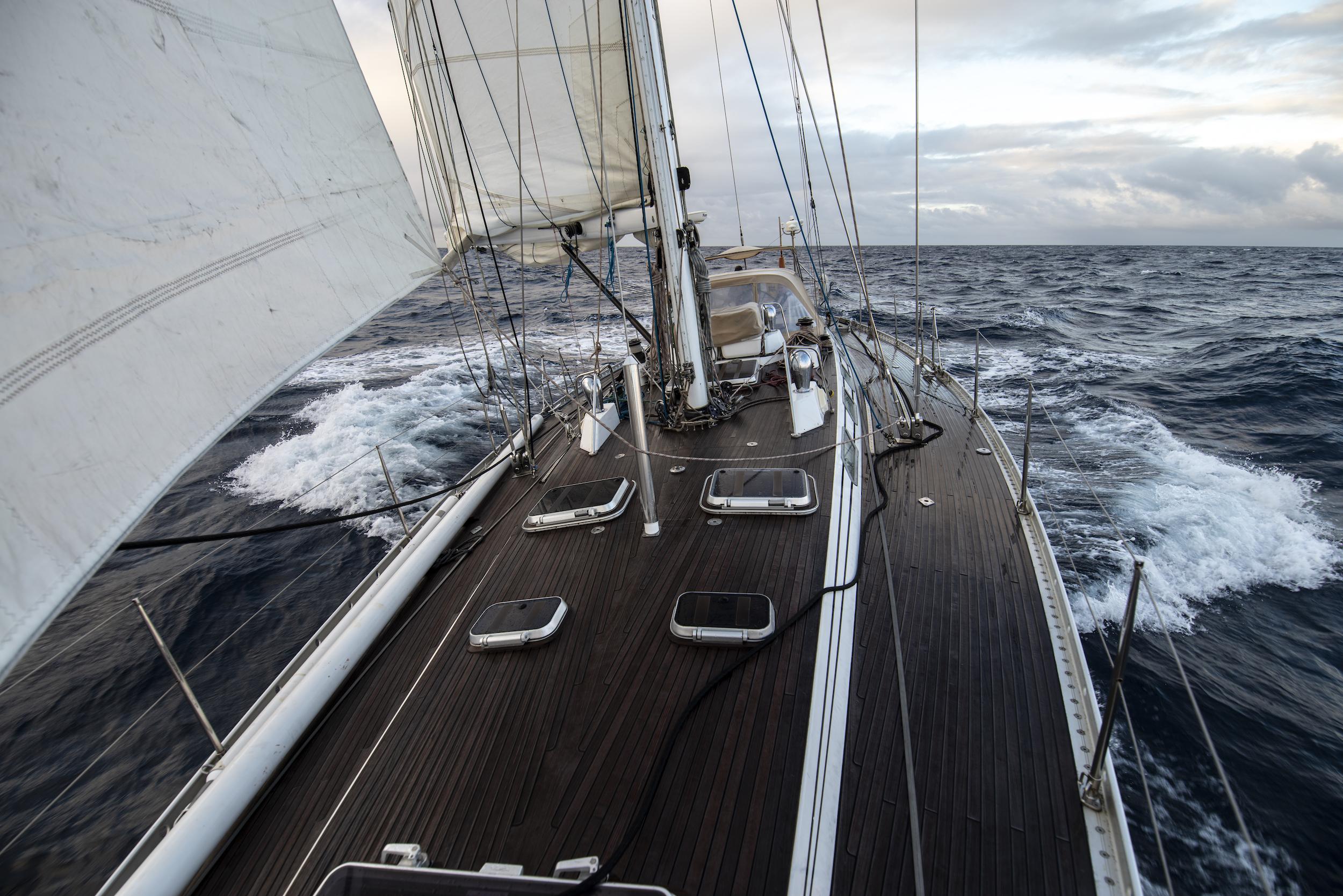 Offshore Sailing Adventures   Swan 59 ICE BEAR // '19 Caribbean