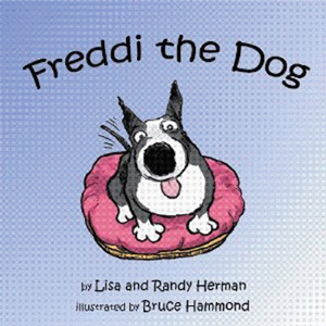 Freddi the dog book.jpg