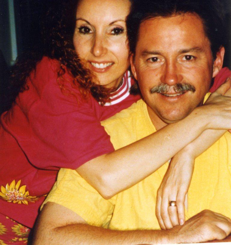 Chery Esau with husband Tony