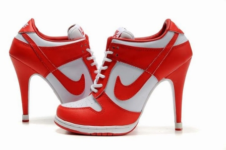Some shoes are well worn, some polished and shiny — others exist in the fantasy of our minds. Behold, The Deborah Wood this-will-never-really-happen-but-wouldn't-it-be-something-if-I-did dog walking shoe. You go girl!