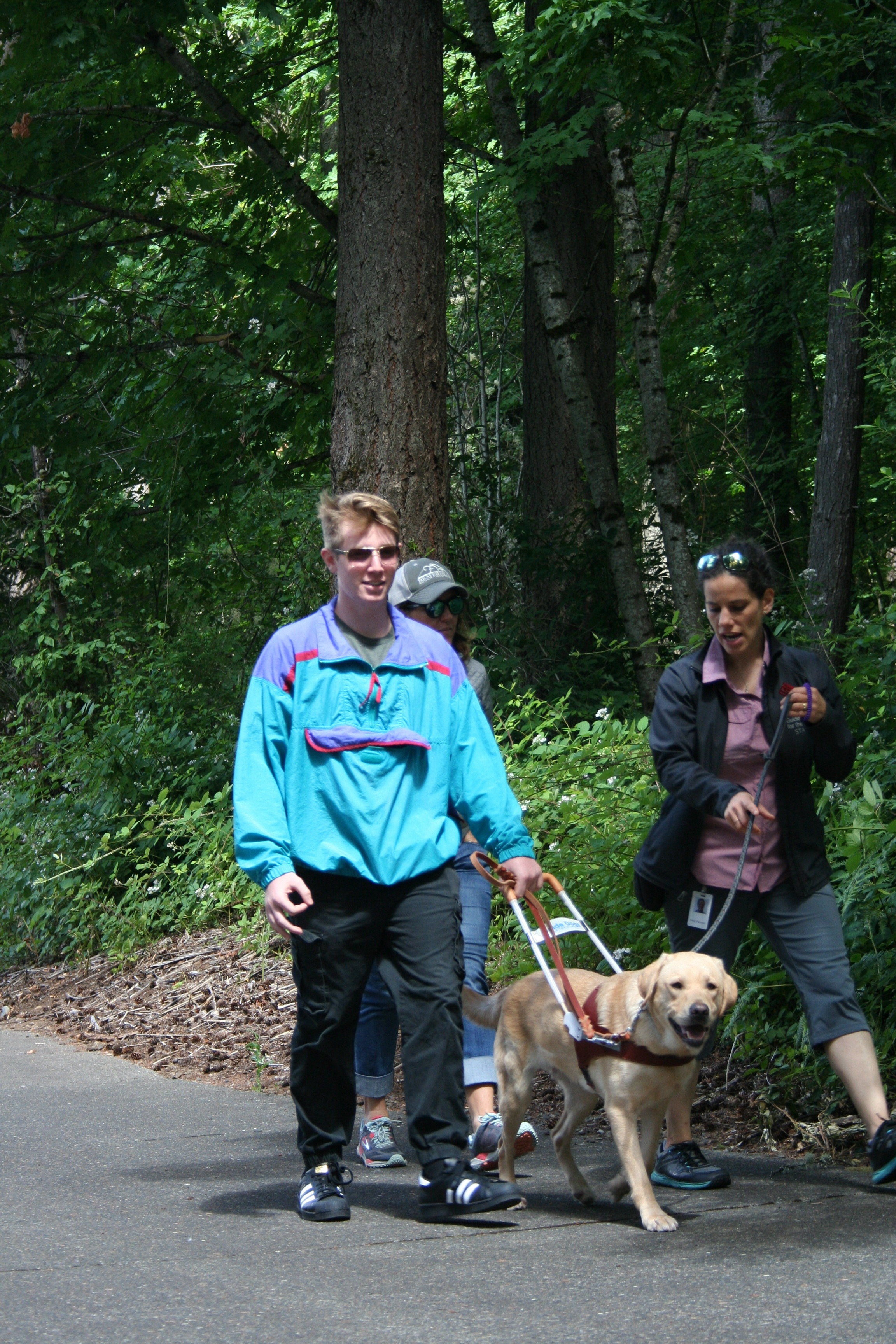 Summer Camp at Guide Dogs for the Blind