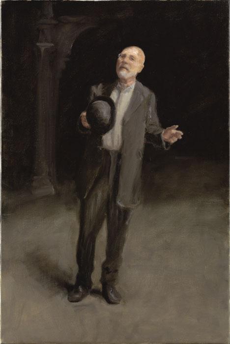 Vladimir, Oil on Canvas,65 x 45cm, 2009