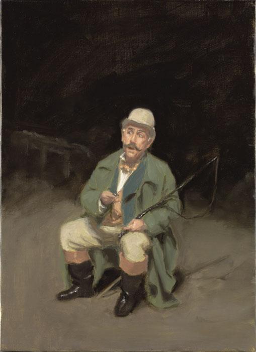 Pozzo, Oil on Canvas, 60 x 45cm, 2009