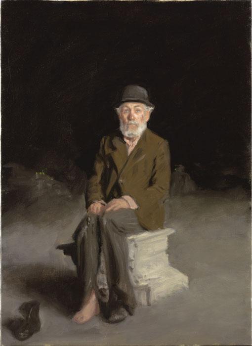 Estragon, Oil on Canvas, 60 x 45cm, 2009