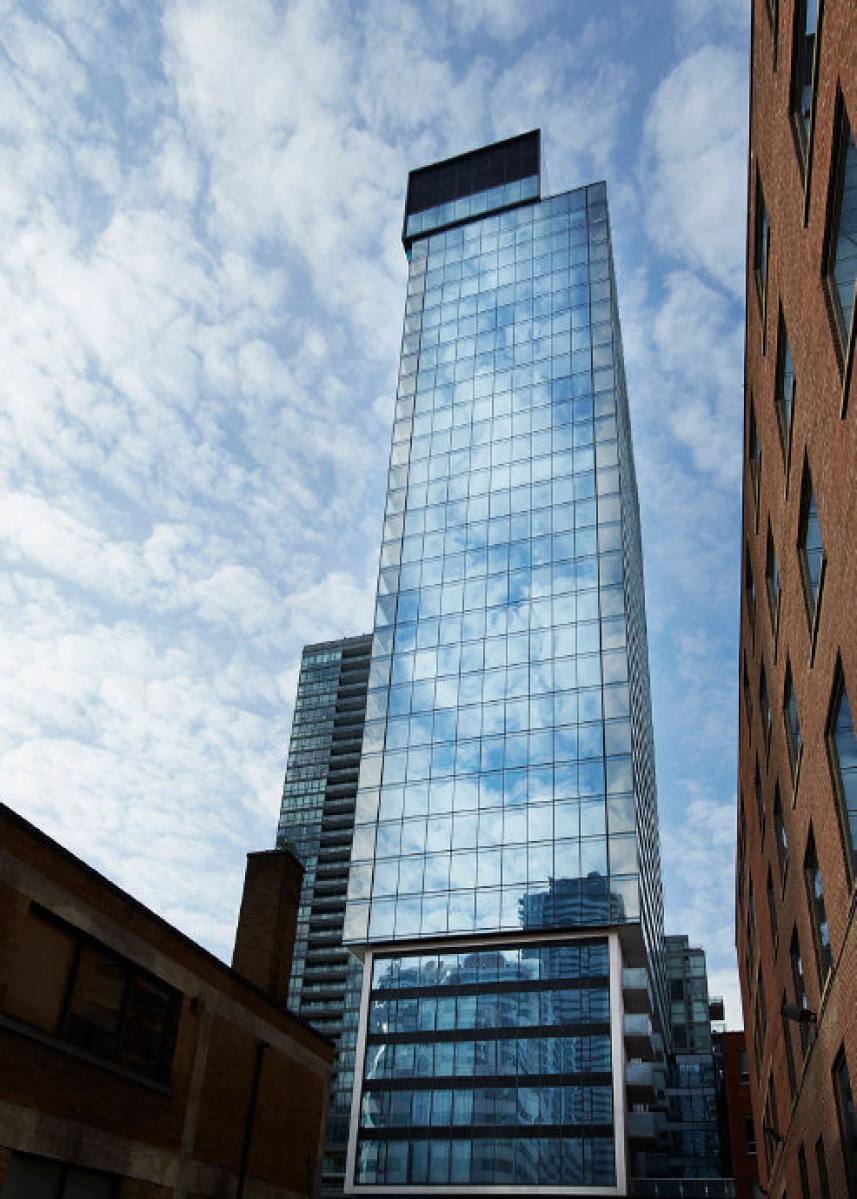 Sold |  Suite  1506  at  King Charlotte Condos    11 Charlotte Street Toronto