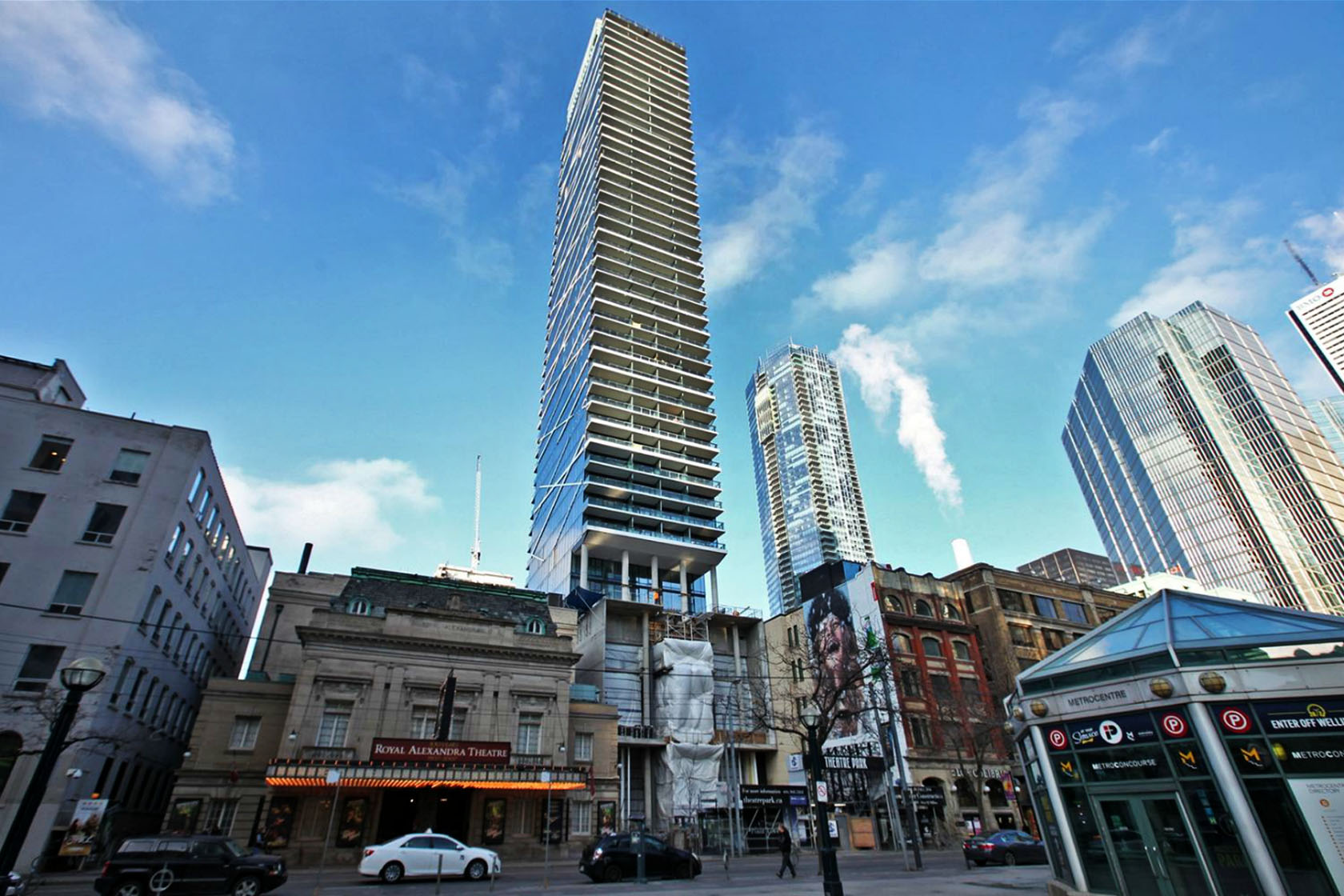 Sold |  Suite  1804  at  Theatre Park Condos    224 King Street W Toronto