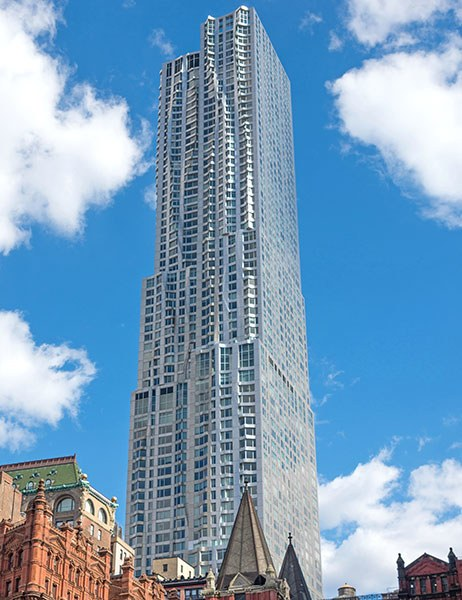30 Spectacular Buildings Designed by Frank Gehry — Marco