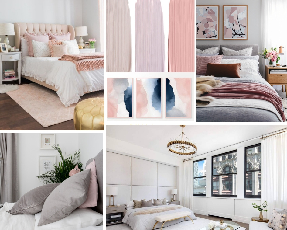 Clockwise from top left: 1.Bows and Sequins2.Elle Decoration3.   Inspiration Abstracts   4.   Oh Eight Oh Nine   5.Sotheby's International Realty – Downtown Manhattan Brokerage6.Rock my Style