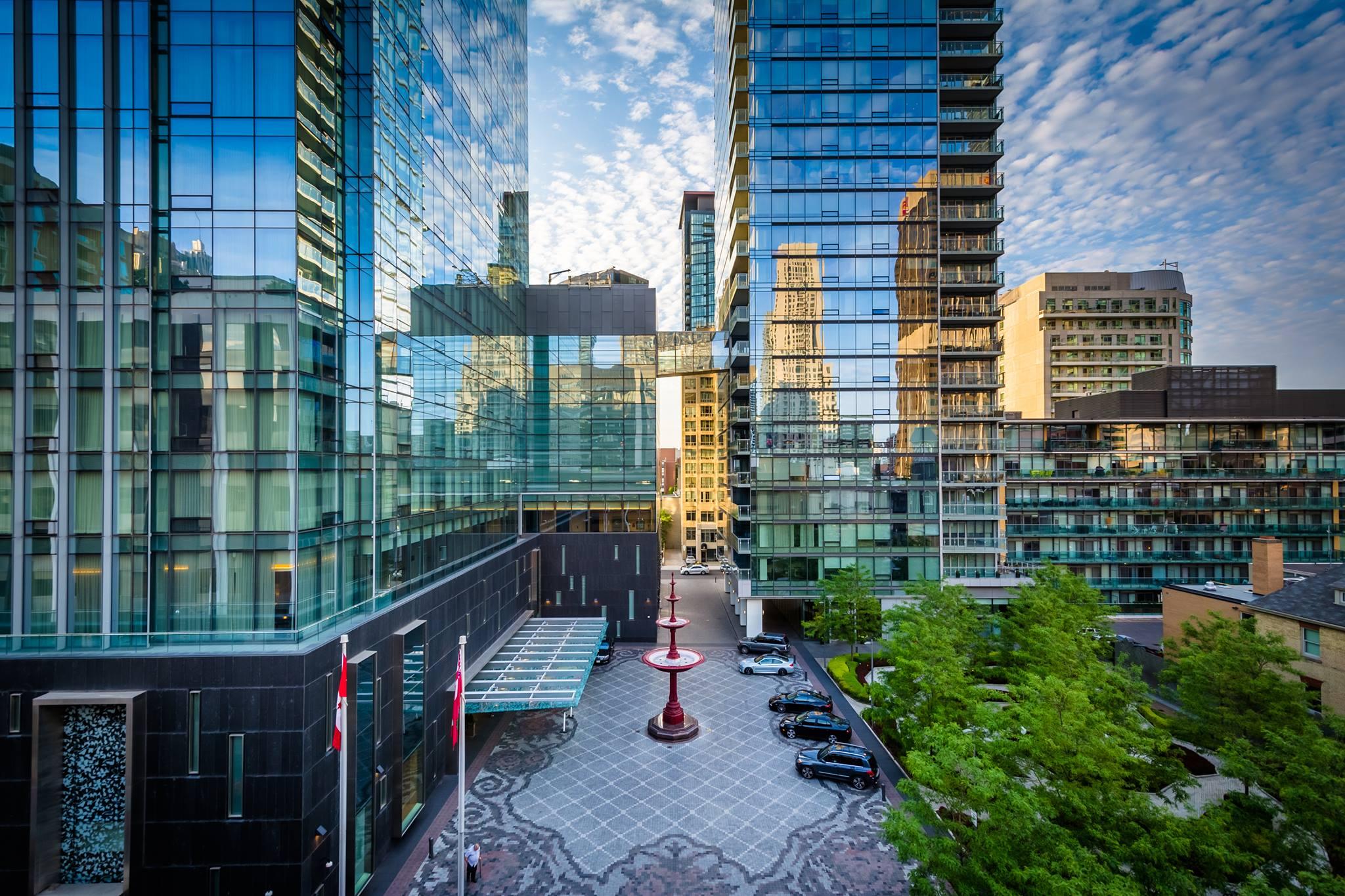 Suite 501The Four Seasons Private Residences - 55 Scollard Street Toronto