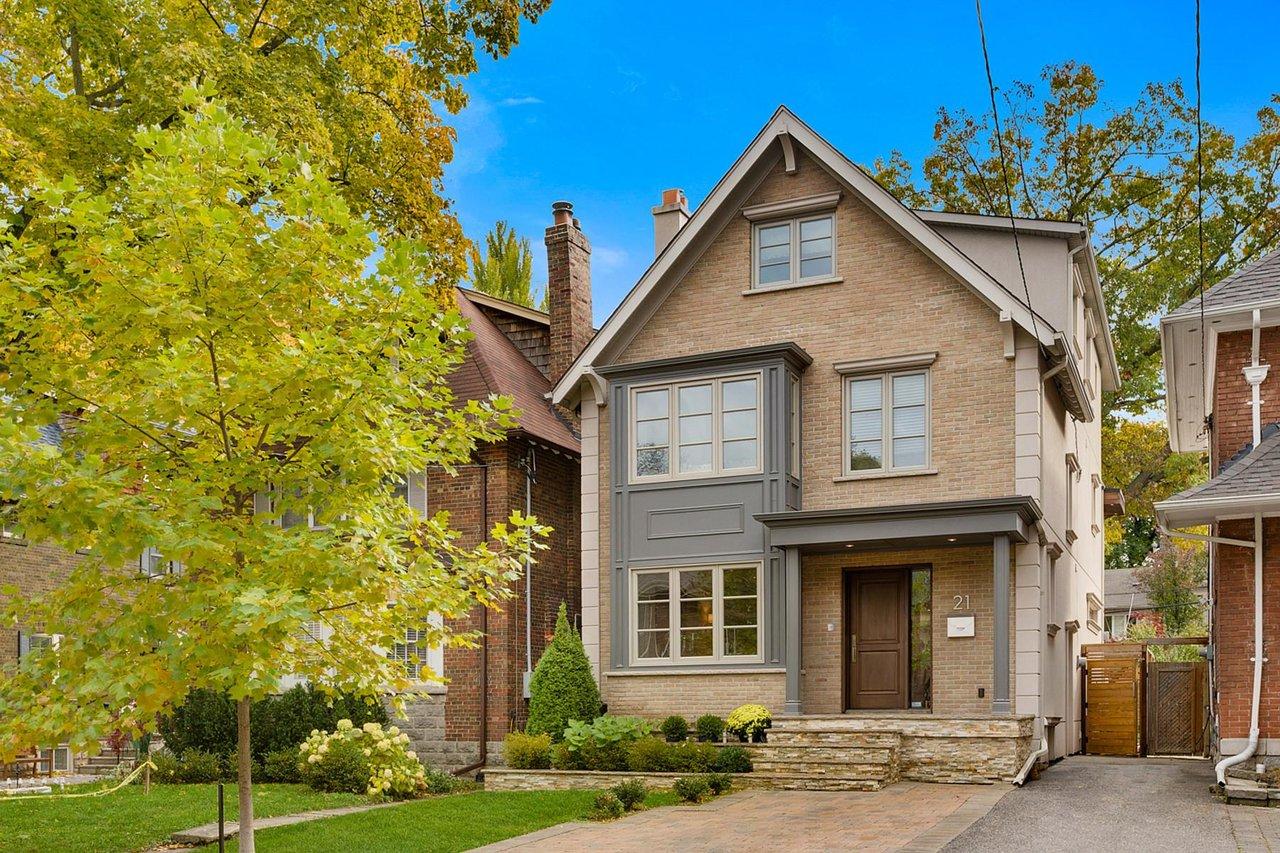 Yonge and St. Clair - 21 Wilberton Rd Toronto