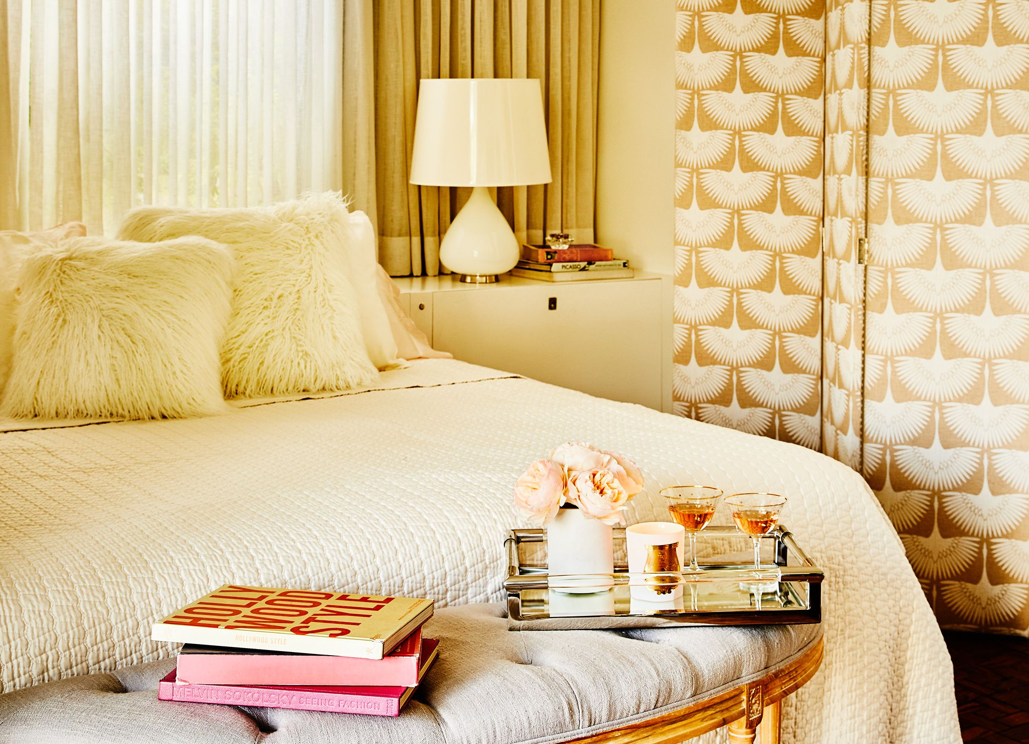 Make your bedroom an oasis