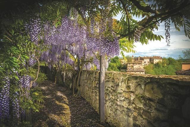 Ferragamo's Tuscany