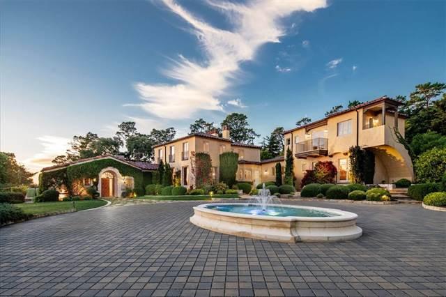 Pebble Beach, California - $16,500,000