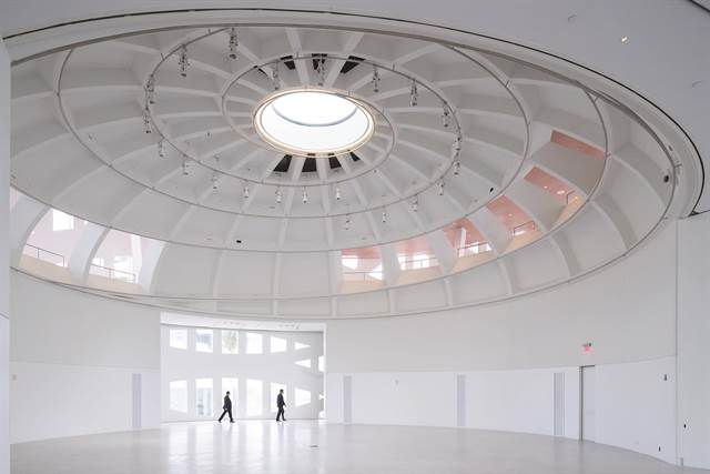 - The Faena Arts Centre's Dome in Miami Beach