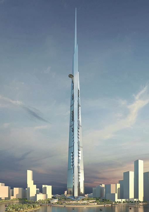 Engineering The World's Tallest Building - Robert Sinn on Designing the 1,000-Meter Jeddah Tower with Wind Loads and Wind Speeds in Mind