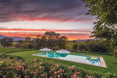 $22,500,000 - Sotheby's International Realty Wine Country Brokerage