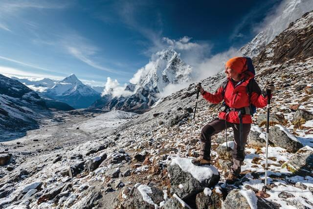 - Exodus Travels takes travelers to the snowy peaks of the Himalayas