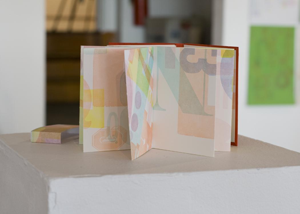 Hand-Bound Book