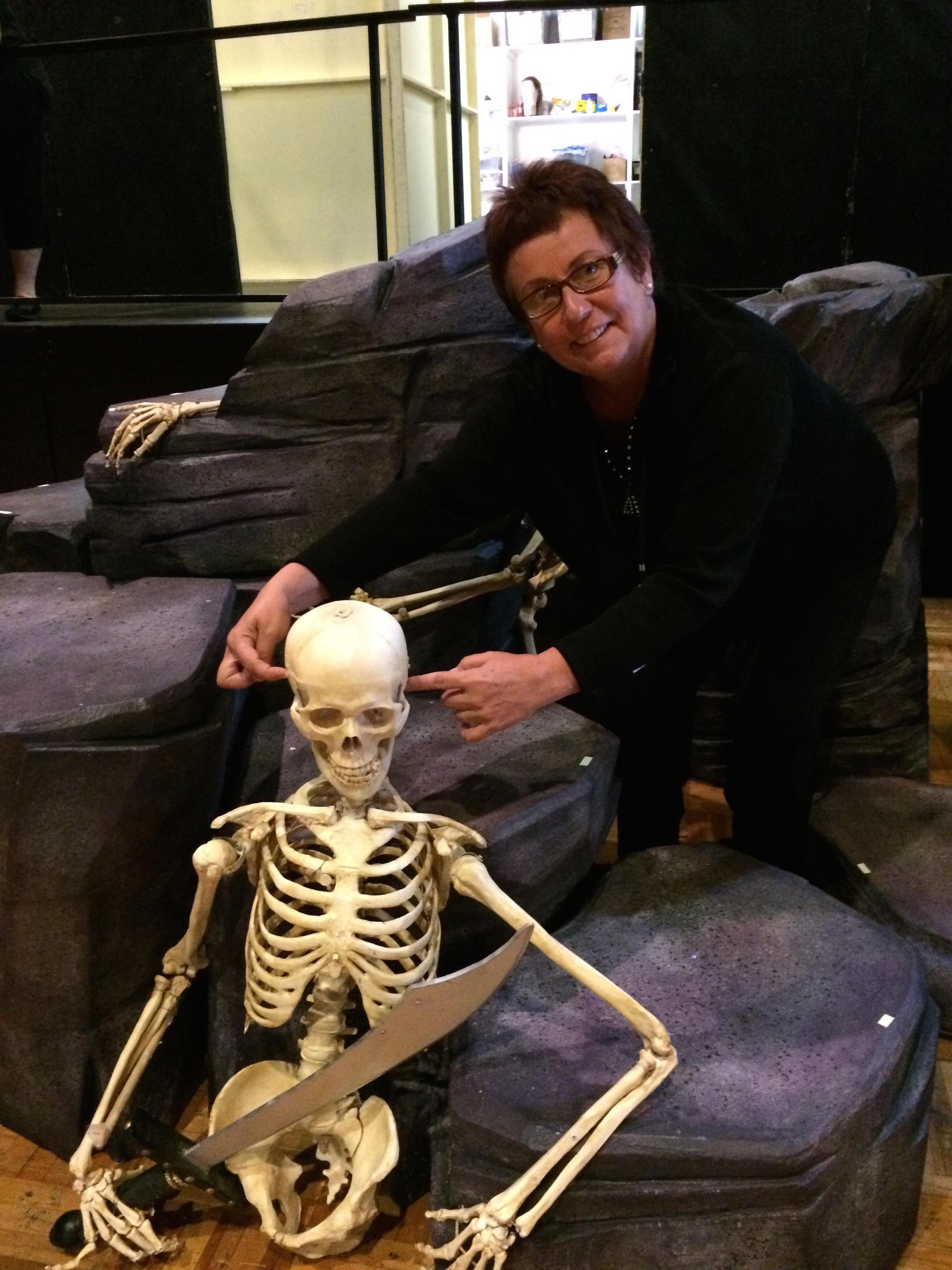 Backstage: Dead Men Tell No Tales...