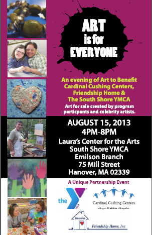 Art for Everyone, Thursday, August 15th, 4-8PM
