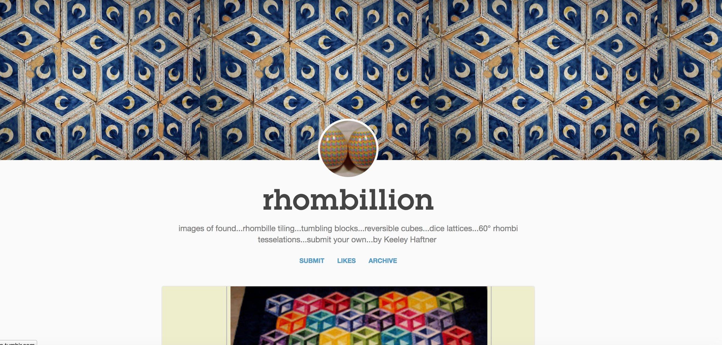 2016-Ongoing: Rhombillion
