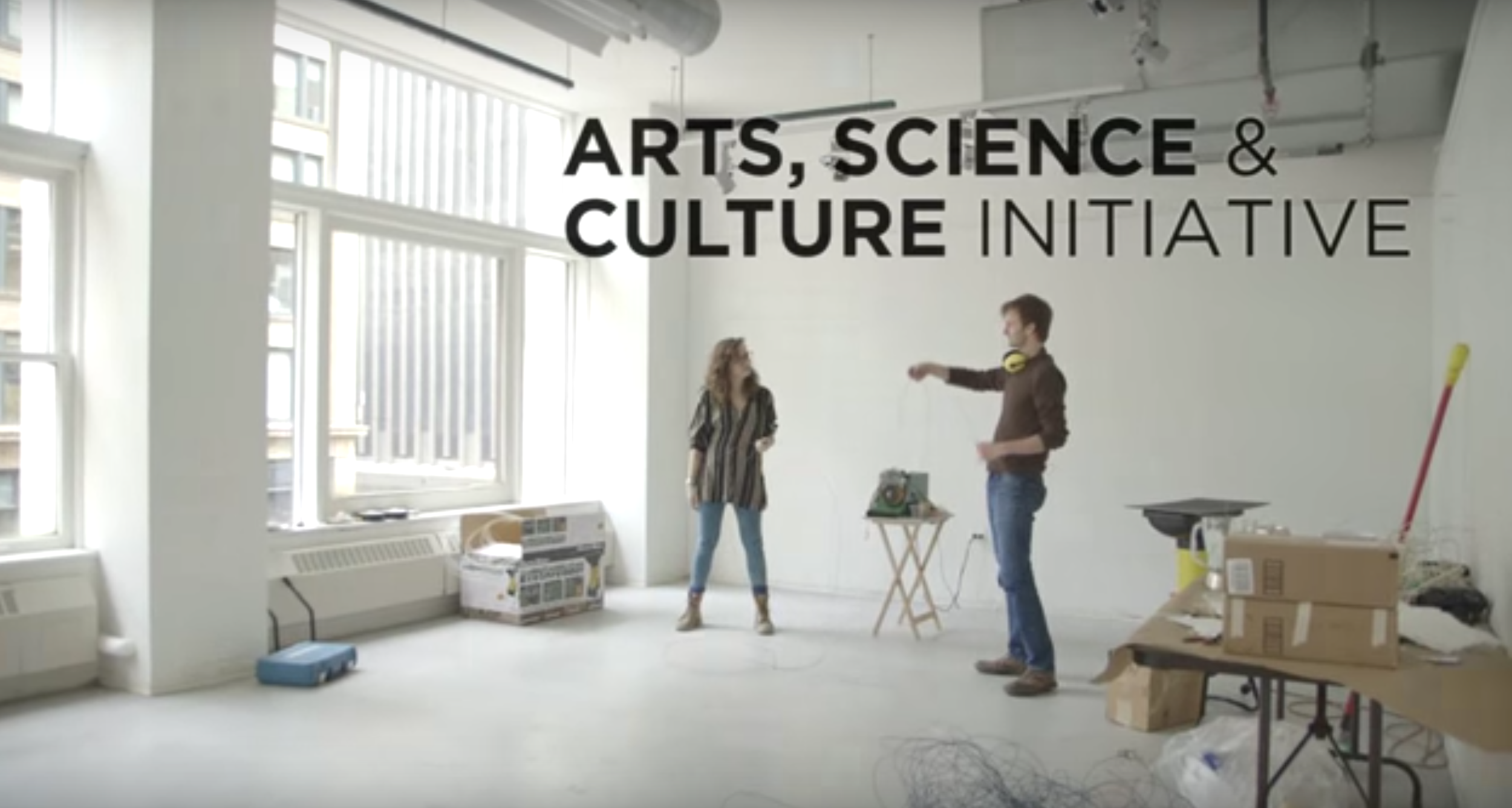 2015-16: Art, Science and Culture