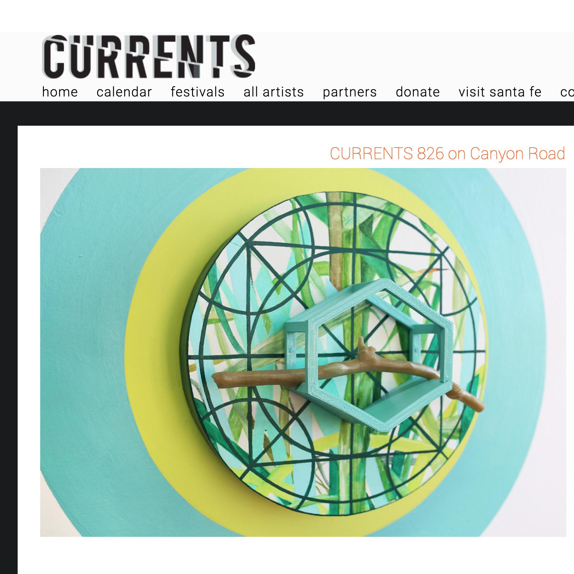 2019: Currents 826