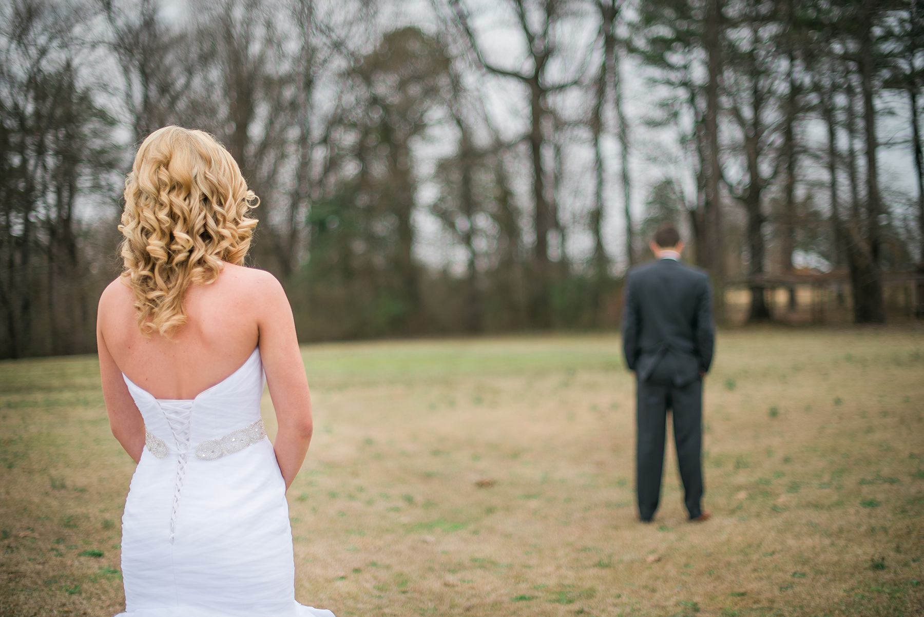 First looks are so worth it...such special moments!