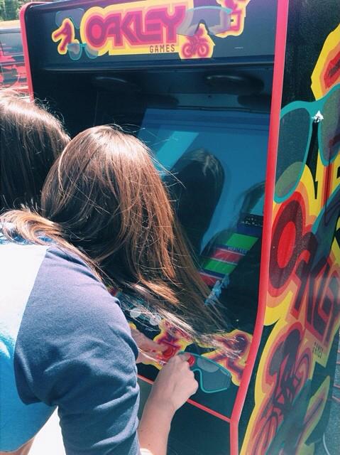 Oakley Games - Arcade Cabinets