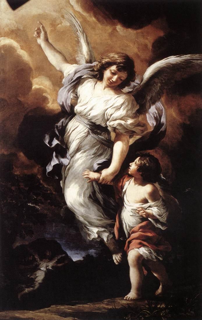 cortona guardian angel