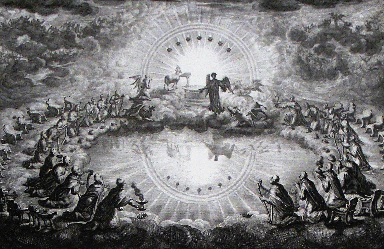 Rev. 5 -lamb of god
