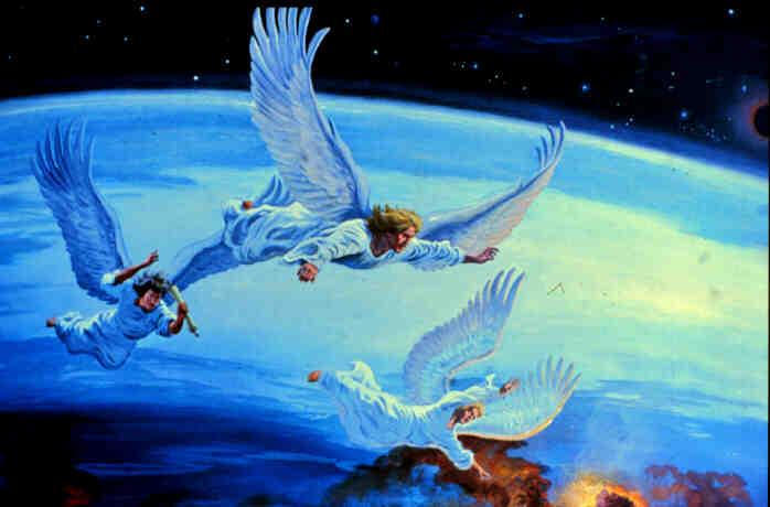 rev. 14.8 - three angels