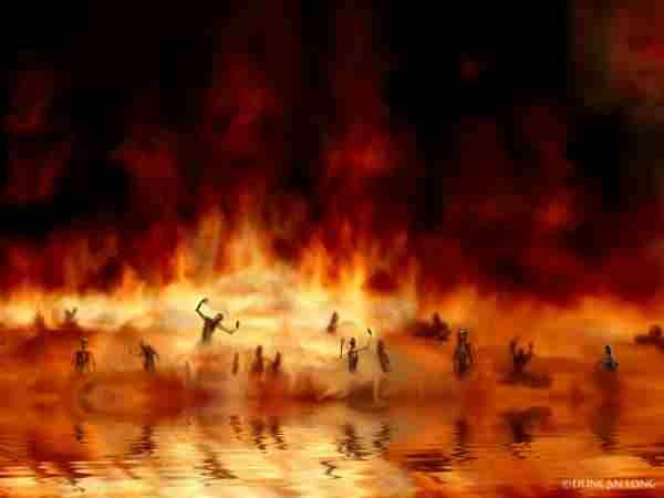 rev. 14.11 - torment
