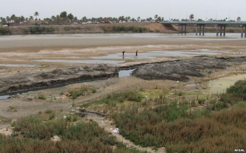 rev. 16.12 - euphrates dries up