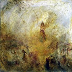 rev. 19.17 - angel in the sun