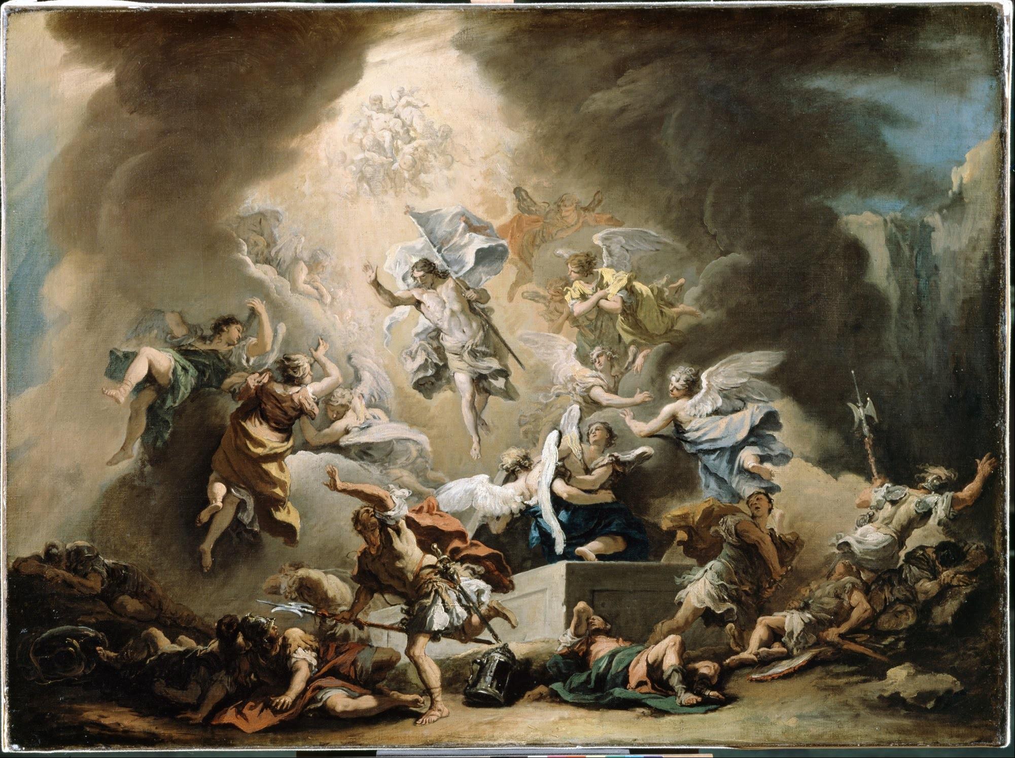 rev. 20.5 - first resurrection