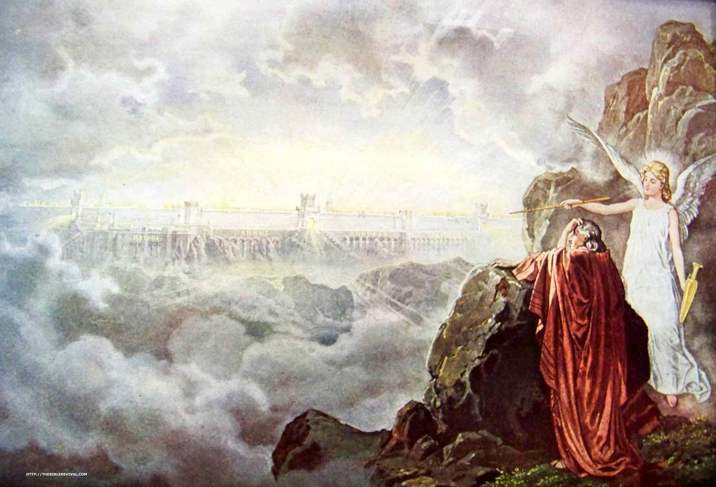 rev. 21.3 - god's dwelling place
