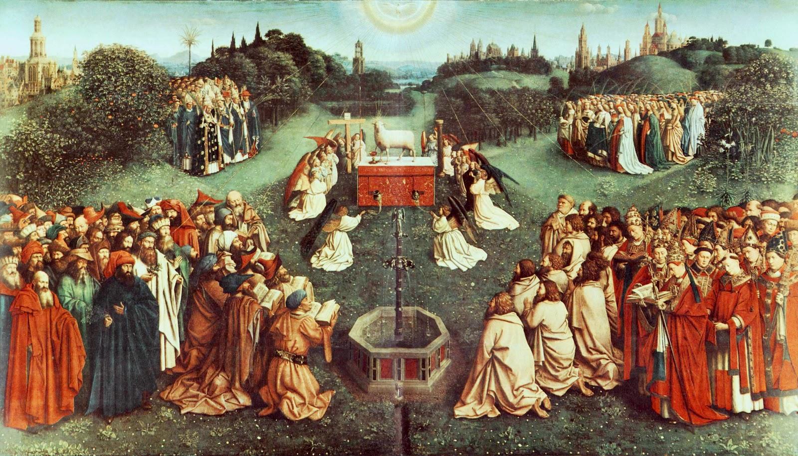 rev. 5 - throne of heaven