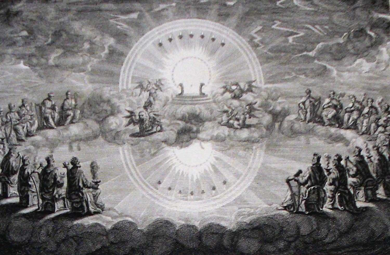 Rev. 4 -throne of god
