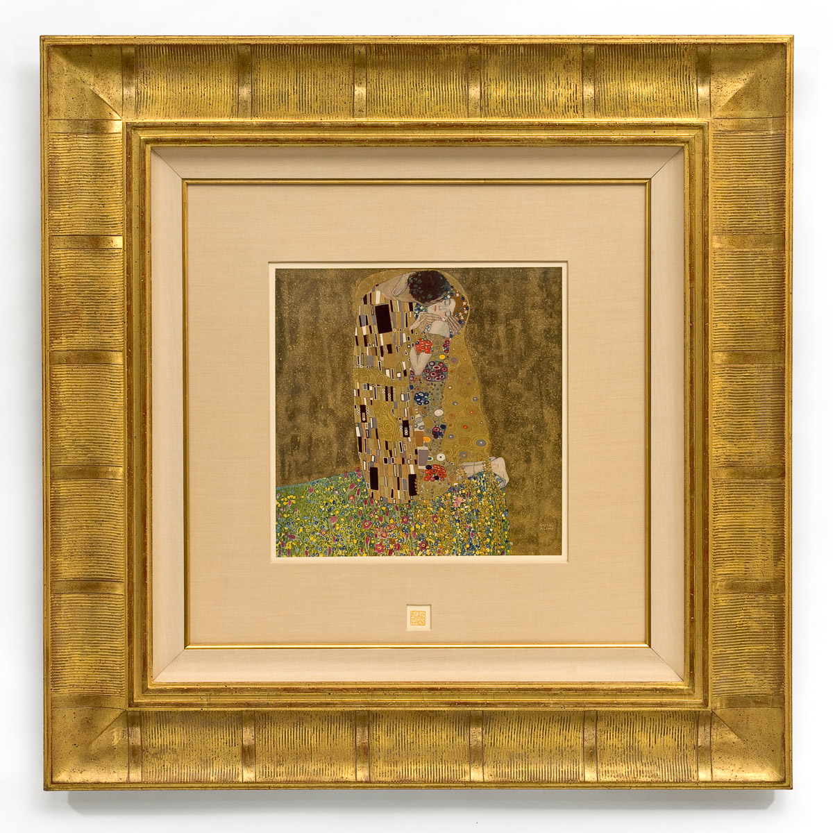 Artwork by: Gustav Klimt