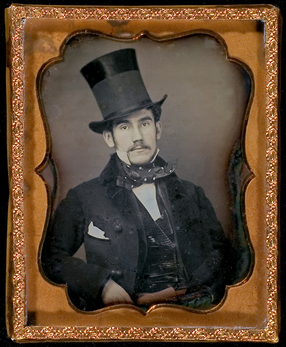 Daguerreotype by: Southworth & Haws