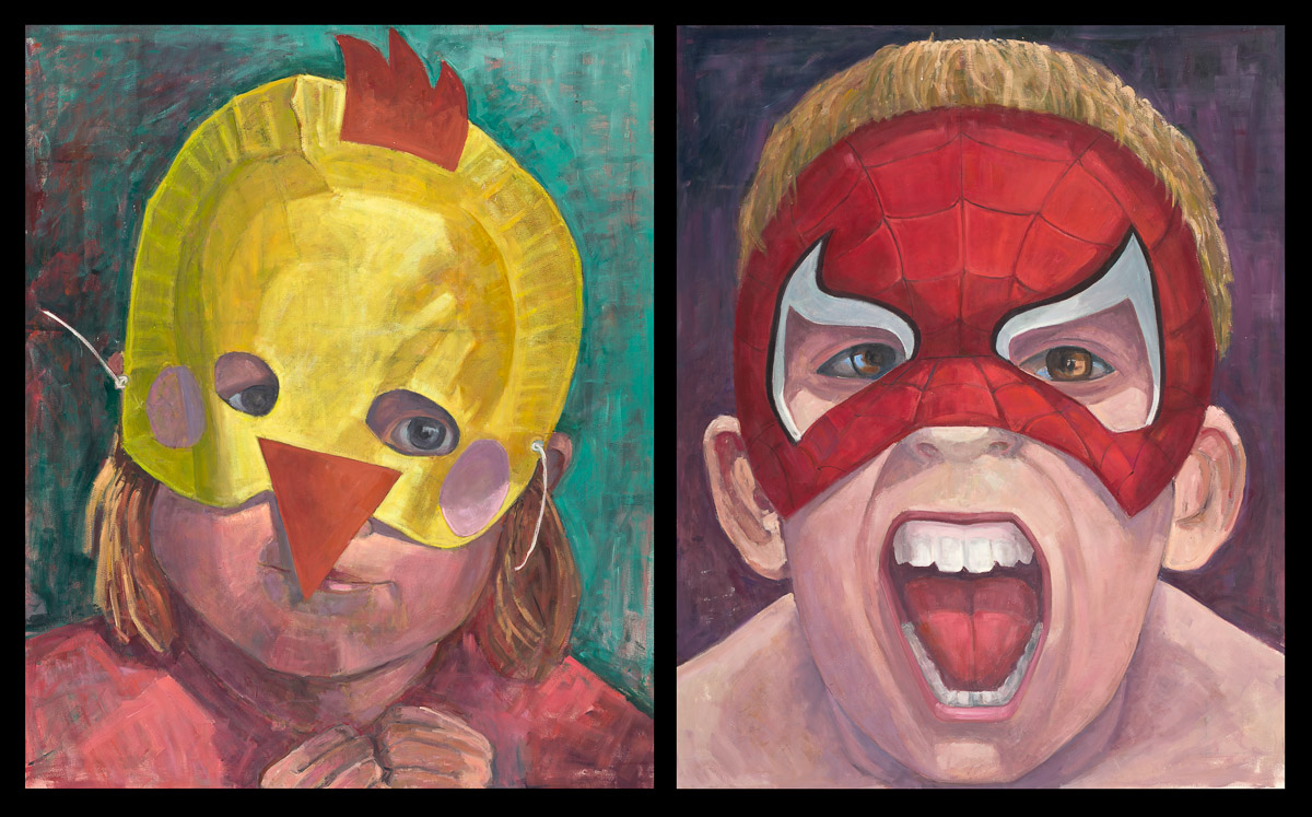 Paintings by: Joan Ryan
