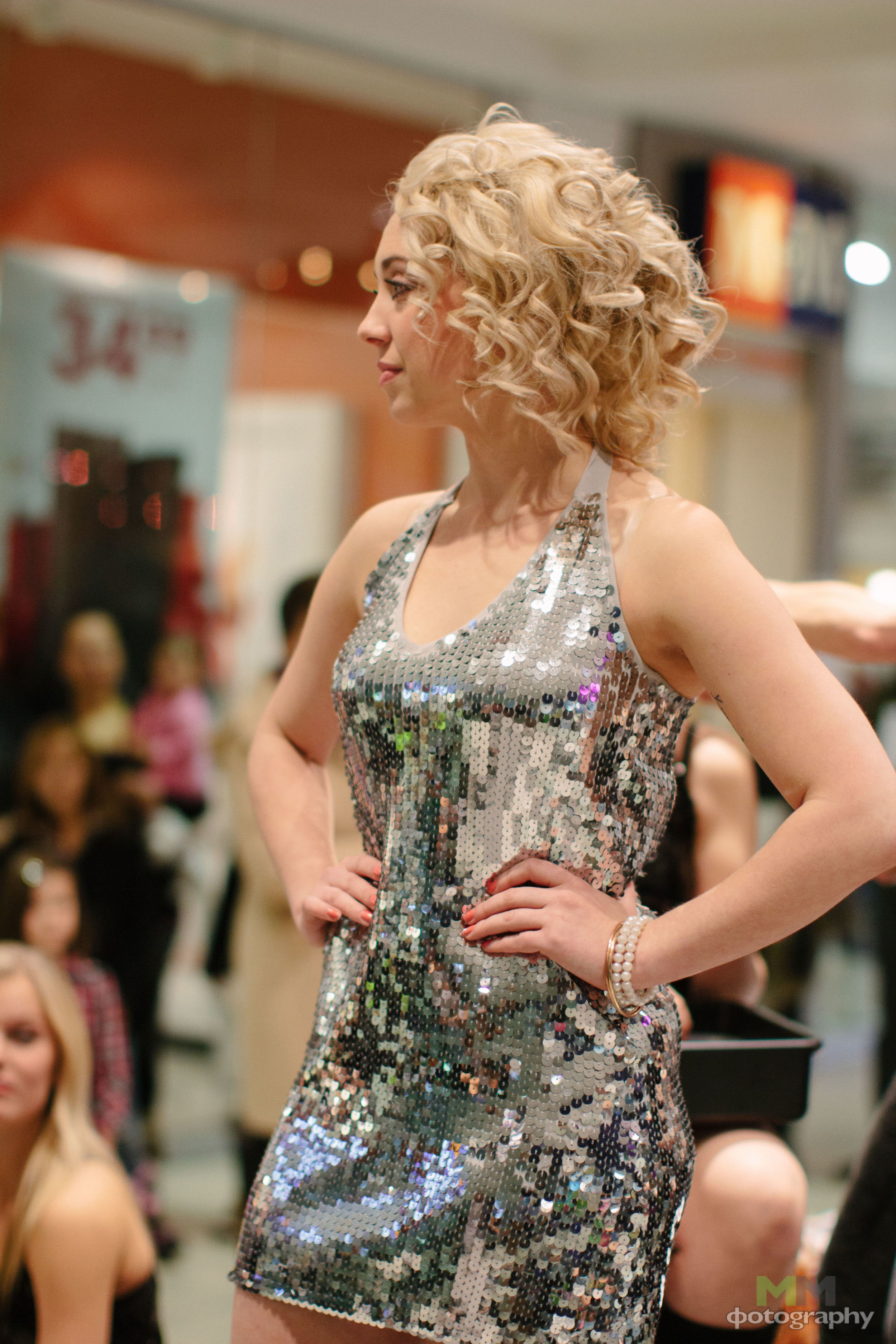 Glitter Fundraiser 2012 at Lawson Mall
