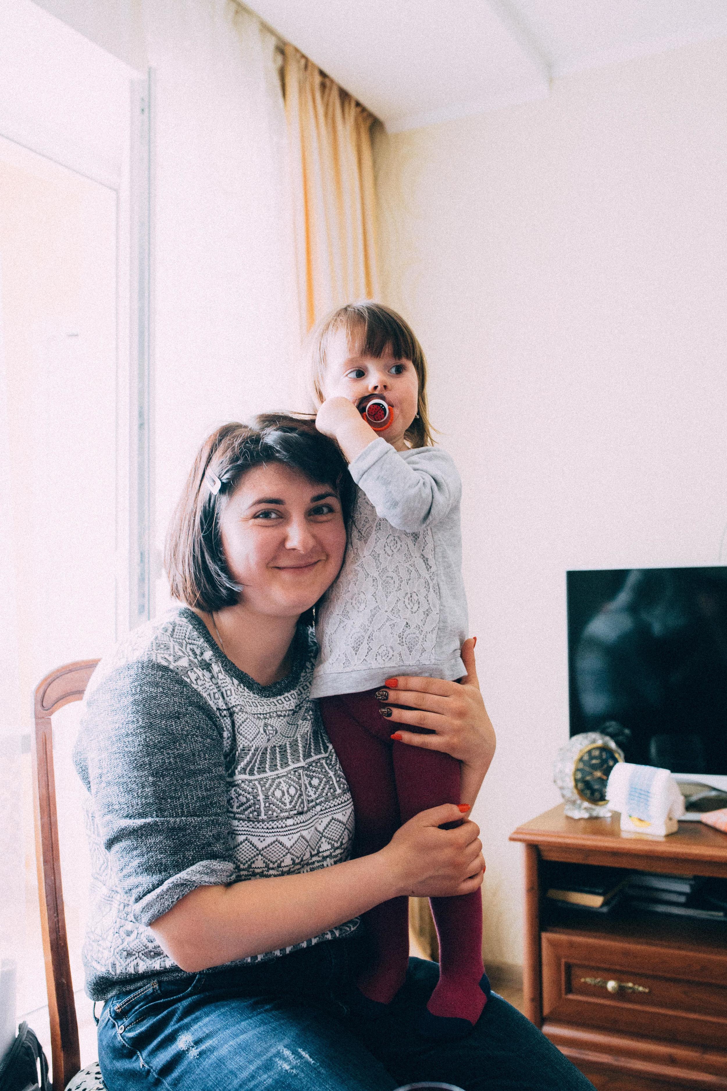 Oksana and Roxalana.