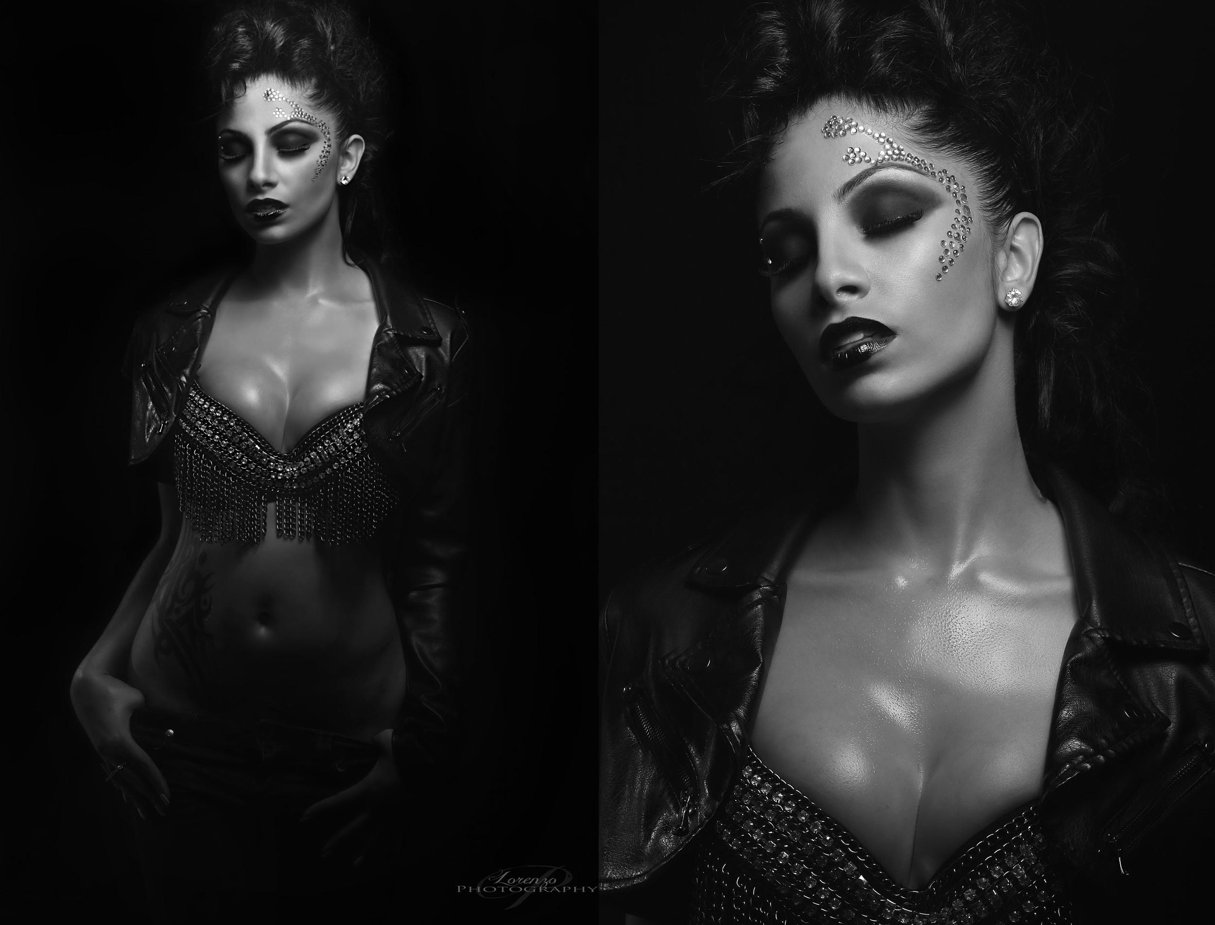 Model: Amarie. S.