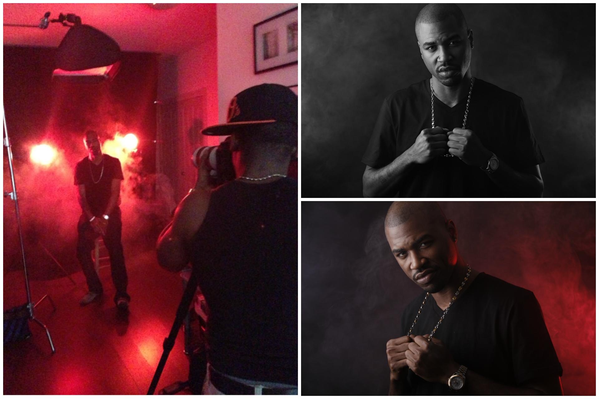 Shoot with Serius Jones
