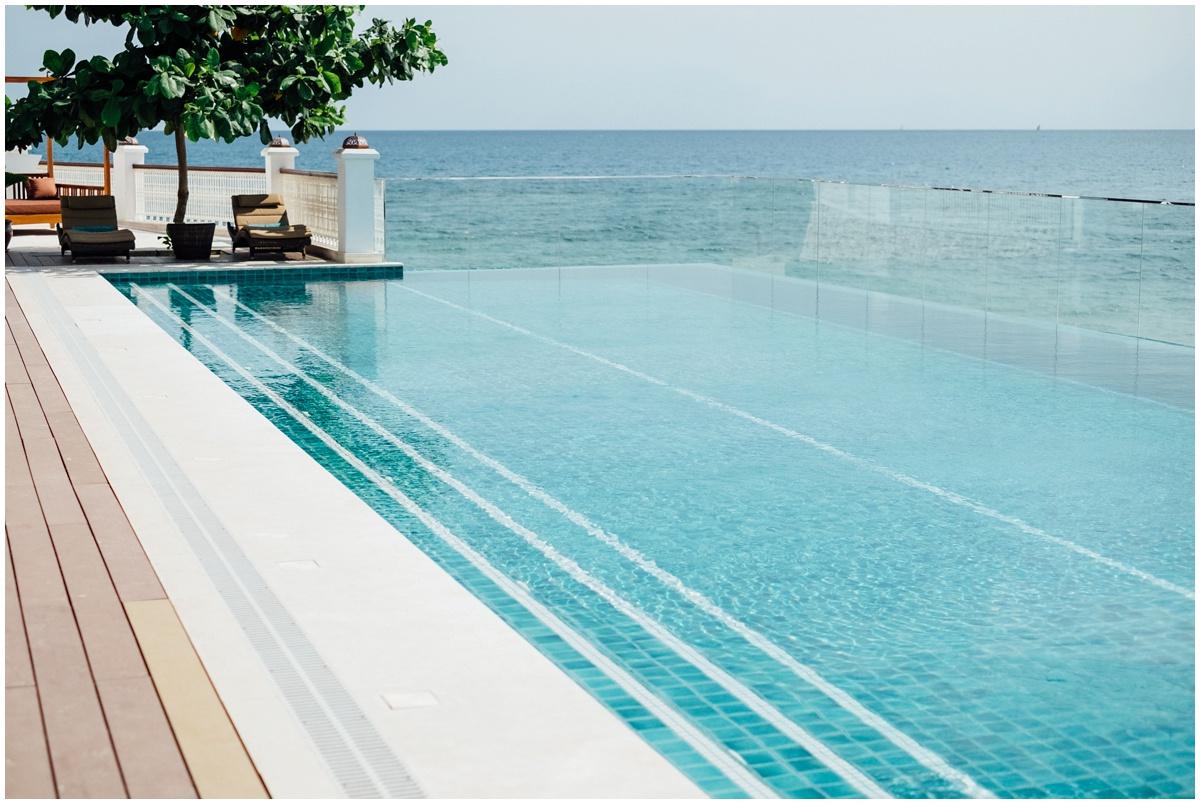Zanzibar City Park Hyatt Tanzania Africa love story pool engagement destination Venue Wedding