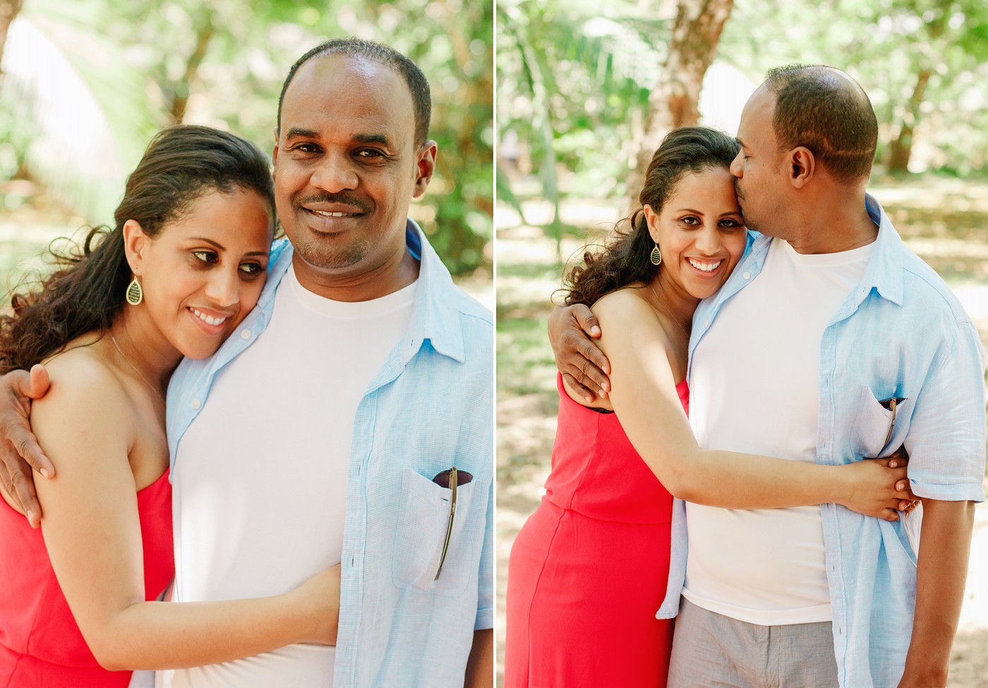 A casual engagement session with Kenyan's top wedding photographers.