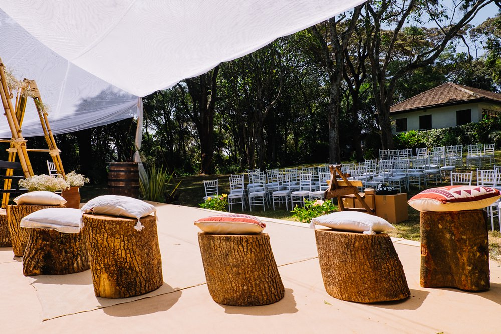 Wedding decoration in Karen, Nairobi